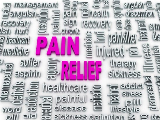 braces pain relief