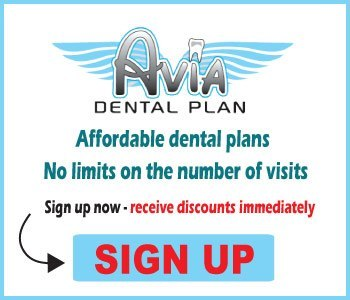sign up for avia dental