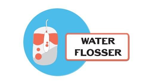 water floseer