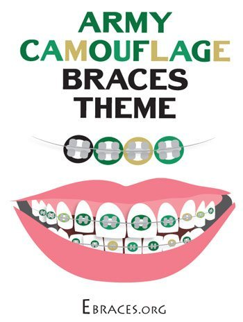 braces colors for boys