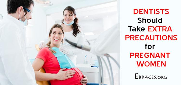 dental precautions for pregnant patients