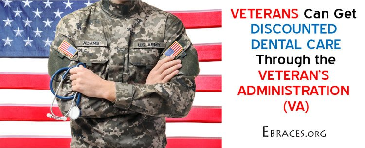 low cost dental care for veterans